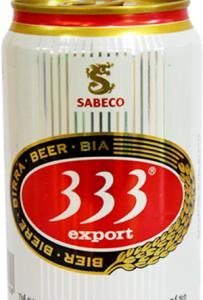 242. BIA SAIGON ĐỎ 333